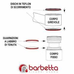 GUARNIZIONI SET PER RUBINETTI FRANKE TIPO 460-1/750/751/150