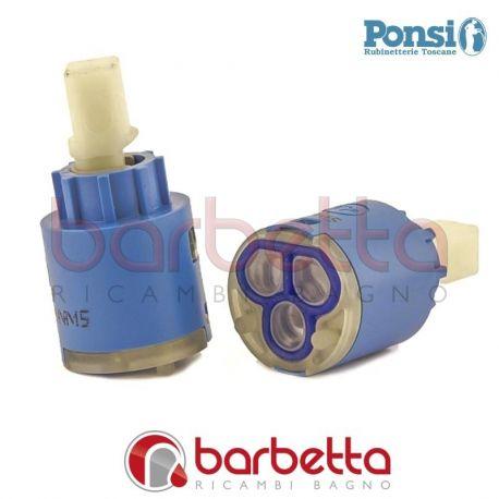 CARTUCCIA RICAMBIO D.25 PONSI BTRICCCA06