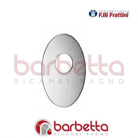 PIASTRA GRUPPO INCASSO DOCCIA TOLOMEO FRATTINI R19013
