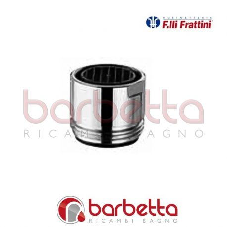 AERATORE PER LAVABO BRERA FRATTINI R02015