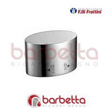 MANIGLIA APERTURA PER TERMOSTATICO BRERA FRATTINI R15063
