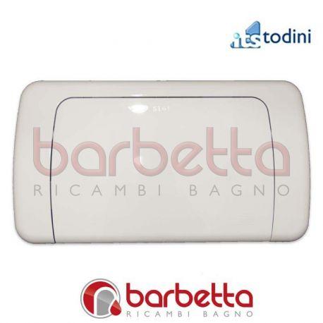 PLACCA DI COMANDO HIDROBOX MONO TODINI BIANCO 14.10