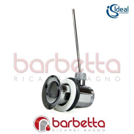 PILETTA COMPLETA CROMATA IDEAL STANDARD A961230AA