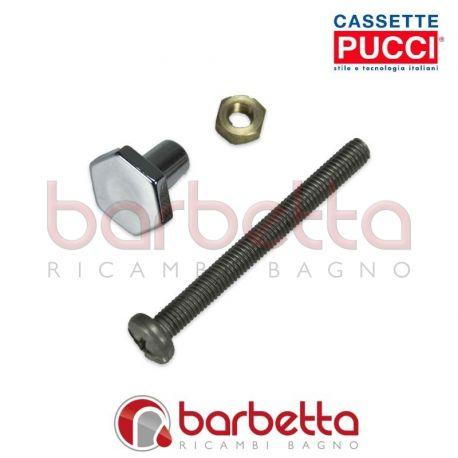 Gambetti dadini pastiglie cromate Pucci 80009028
