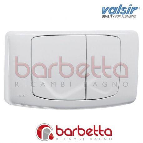 PLACCA DOPPIO SCARICO AG-RIOS BIANCA VALSIR VS0828501