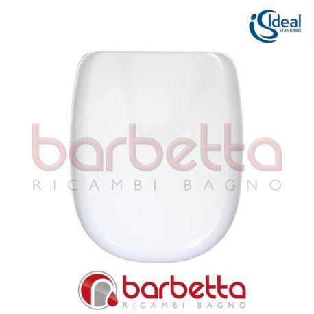SEDILE COPRIWATER IDEAL STANDARD TESI BIANCO T670701