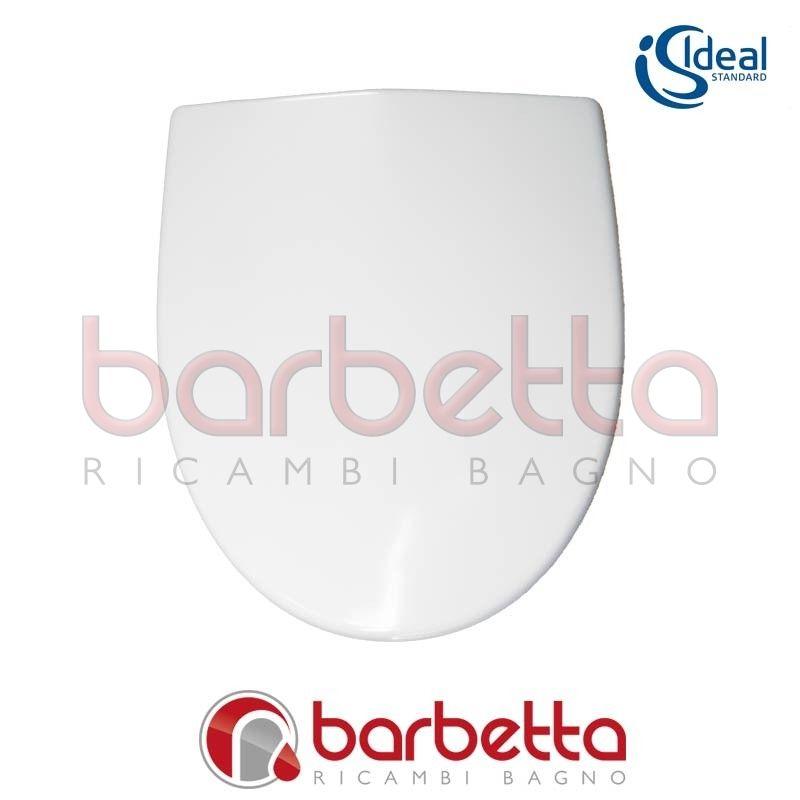 Sedile copriwater ideal standard ala bianco t662701 for Ideal standard ala