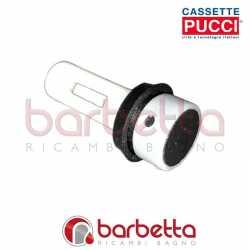 PISTONCINO CON GUARNIZIONE A LABBRO PUCCI 80009115