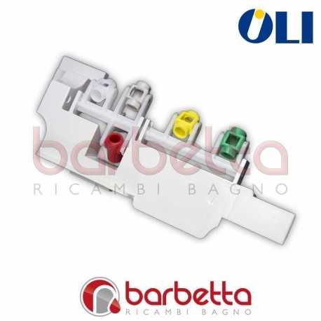 BLOCCO DI MOVIMENTAZIONE CON LEVE DIAMANTE 2 OLIVER OL601034