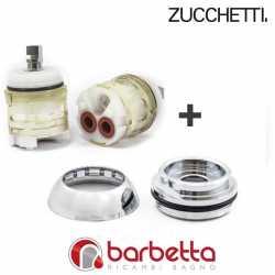 CARTUCCIA ZUCCHETTI R98103 E GHIERA R98180